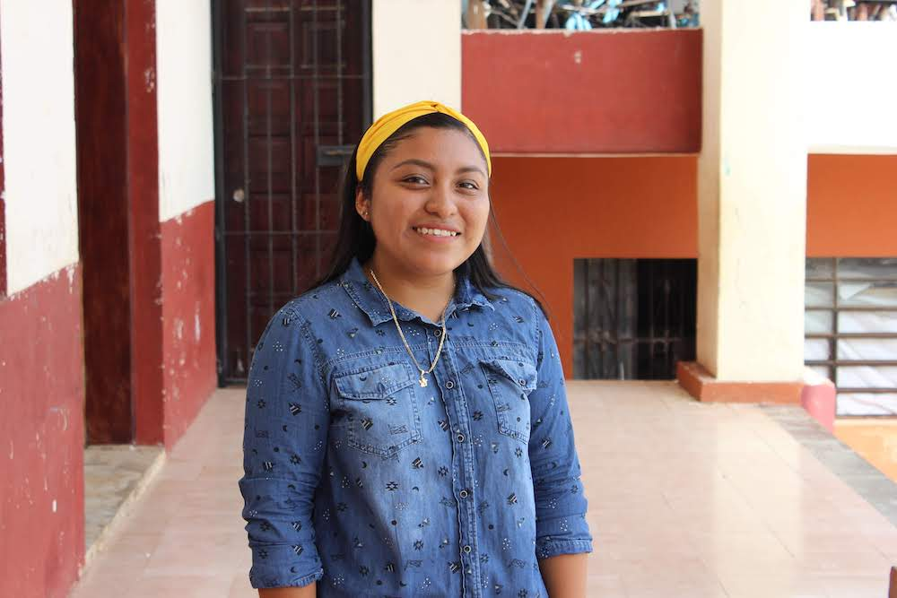 Growing up, Ingrid's younger brother struggled with a physical disability. She watched him work hard to master various skills—and she decided she wanted to serve other people like him. Now she dreams of studying physical therapy!